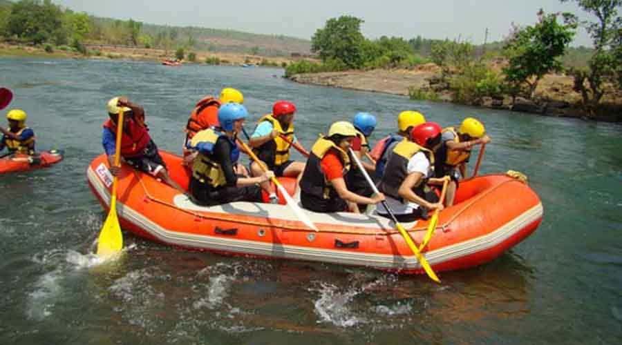 Adventure Activites in Sinhagad