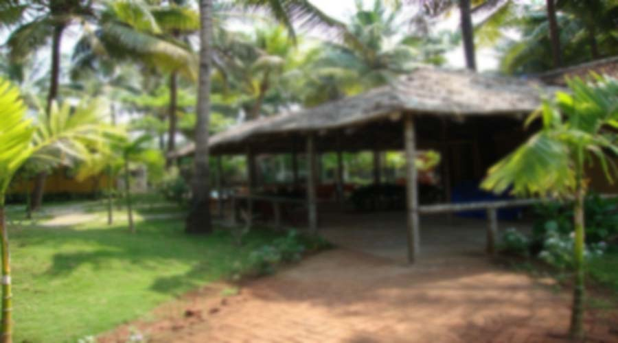 Shrivardhan Beach Resort