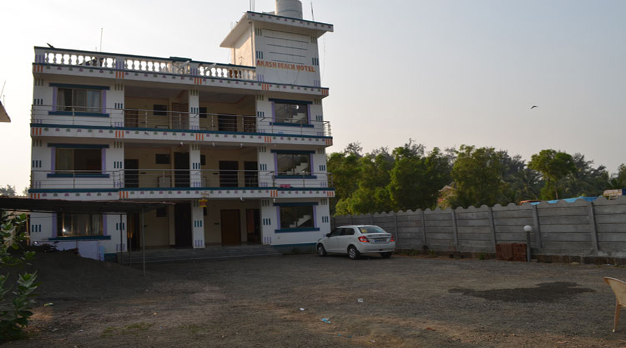 beach hotel in kashid
