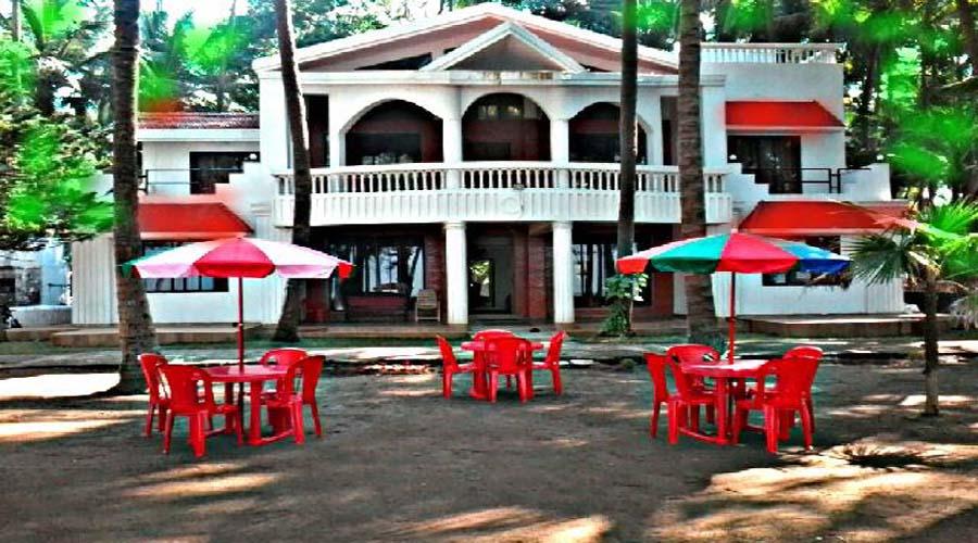 Palm Beach Paradise In Murud Janjira Rooms Rates Photos