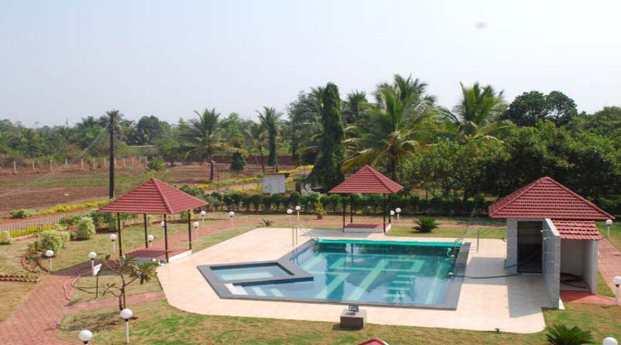 Vengurla hotels Sneha Farms at hotelinkonkan.com