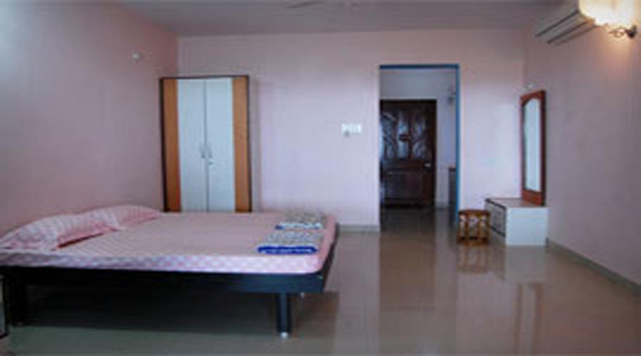 Non ac room in hedvi