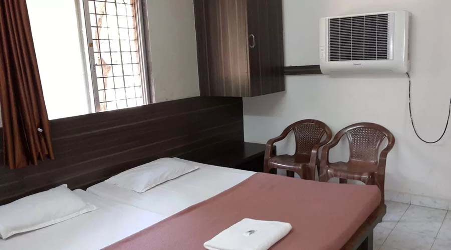Non ac rooms in ganpatipule