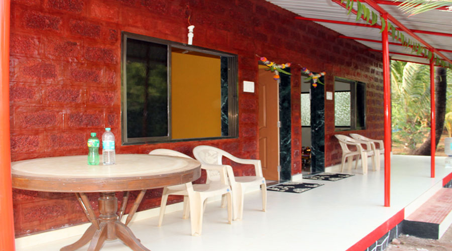 Prajakta Rest House hotel in alibaug at hotelinkonkan.com