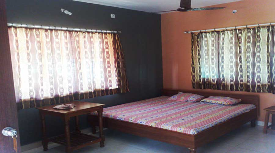 AC rooms in alibaug
