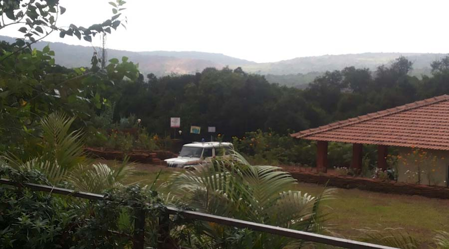 Nisarg Family Resort in amboli at hotelinkonkan.com