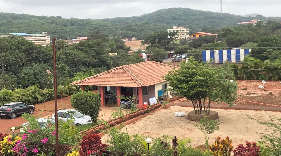 nisarg family resort amboli