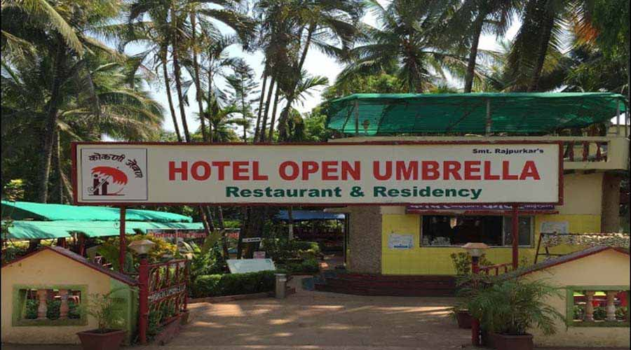 Hotel Open Umbrella Mangaon at hotelinkonkan.com