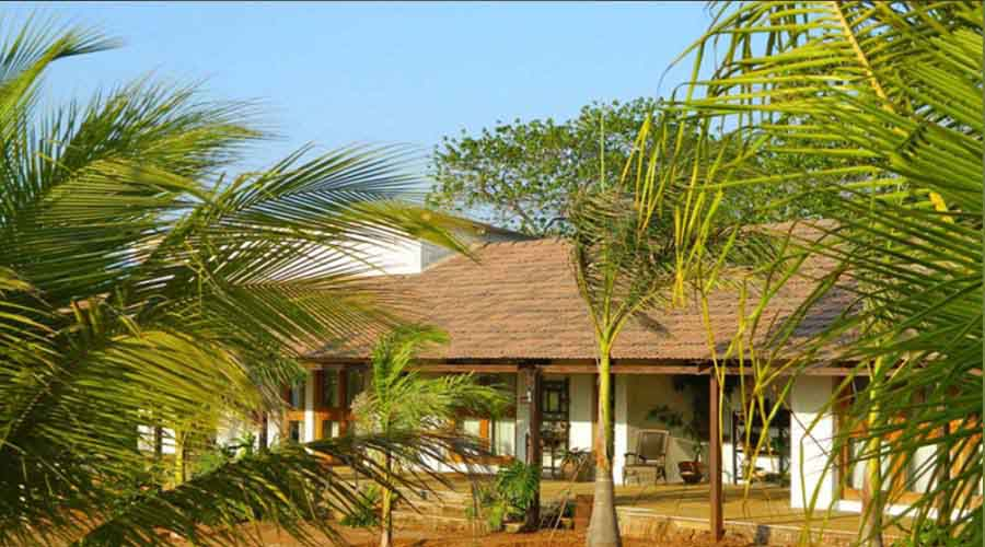 Mahua Resort in phansad at hotelinkonkan.com