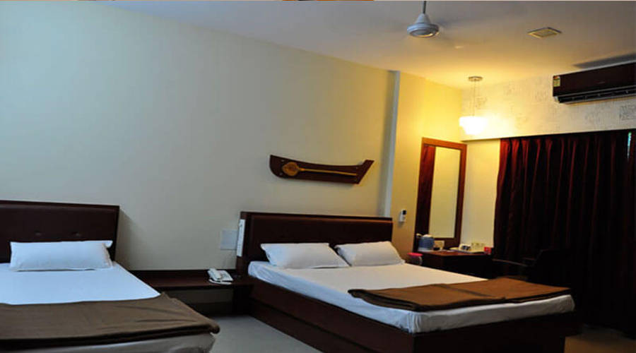 Deluxe rooms Konark Residency