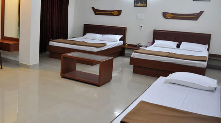 Suite rooms Konark Residency