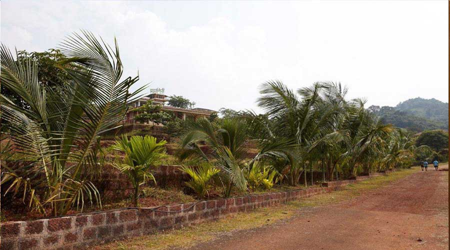 Brahmagiri Resort in ratnagiri at hotelinkonkan.com