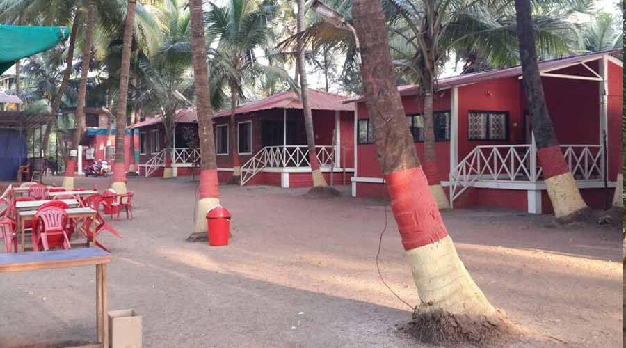 Silversand Beach Resort in murud dapoli at hotelinkonkan.com