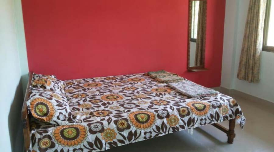 Dormitory rooms in Tarka Residency ganpatipule hotelsinkonkan.in