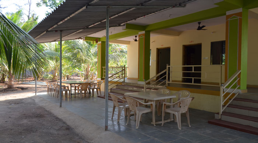 Sahyadri Tourist Home hotel photo
