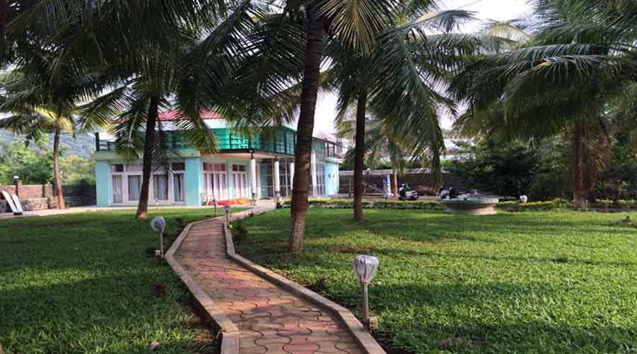Jain Farm House in kashid at hotelinkonkan.com