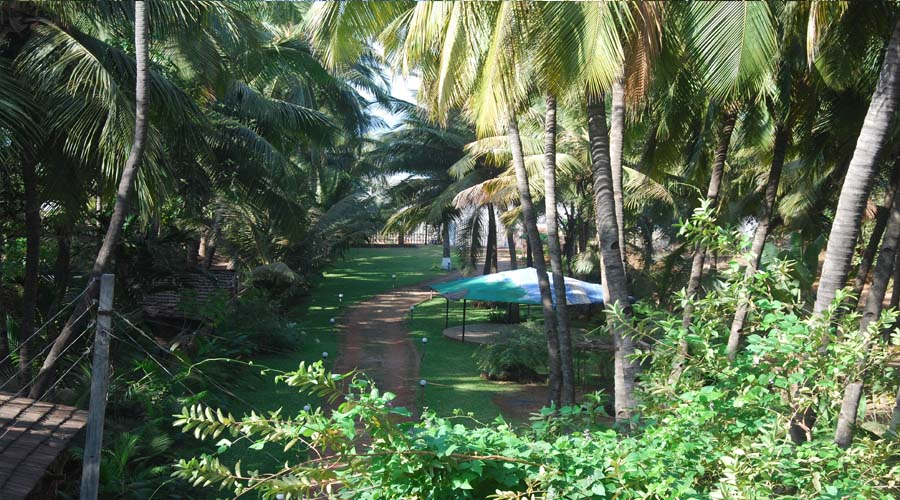 beach croft resort near harnai palande