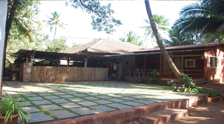 beach croft resort near murud