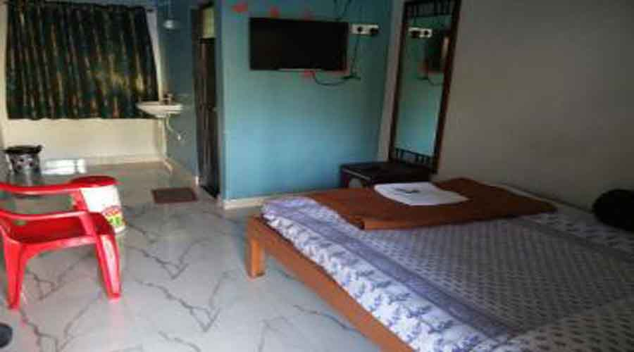 Non ac room in Alibaug maitree cottage