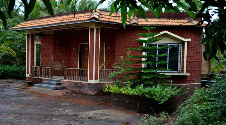 Nivant Resort in Devgad at hotelinkonkan.com