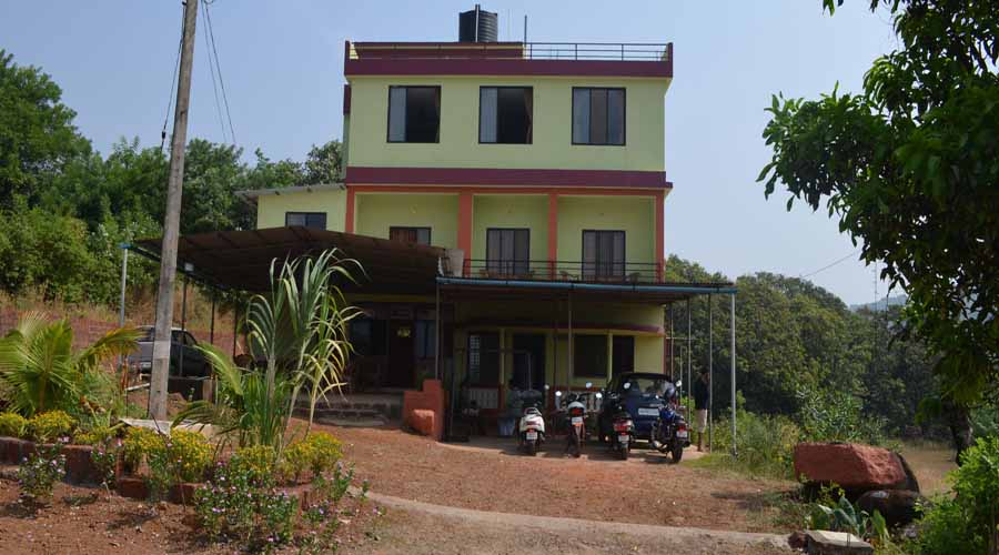 Shining Sagar in karde at hotelinkonkan.com