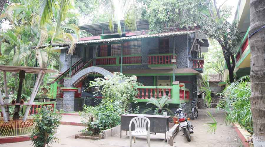 Radhangan Bungalow in nagaon at hotelinkonkan.com