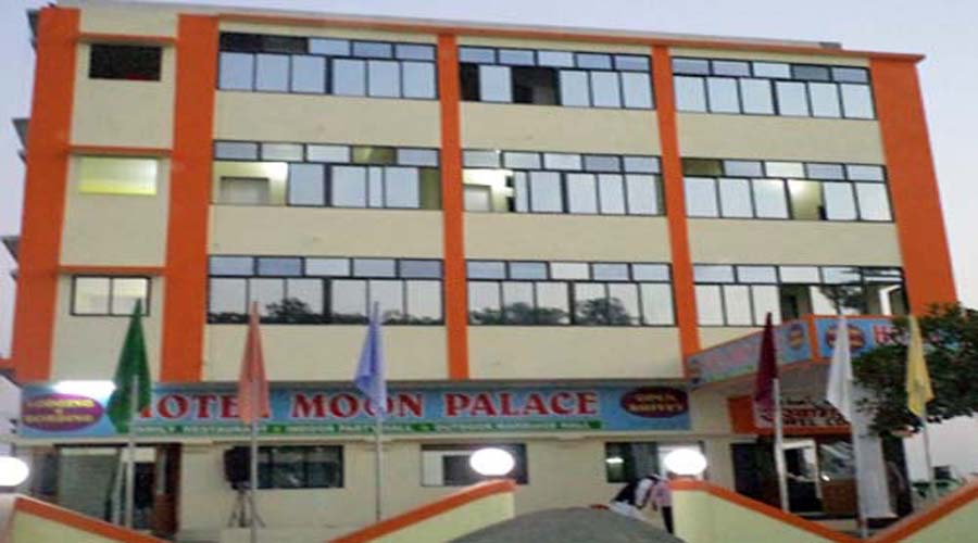 hotels in diveagar Hotel Moon Palace