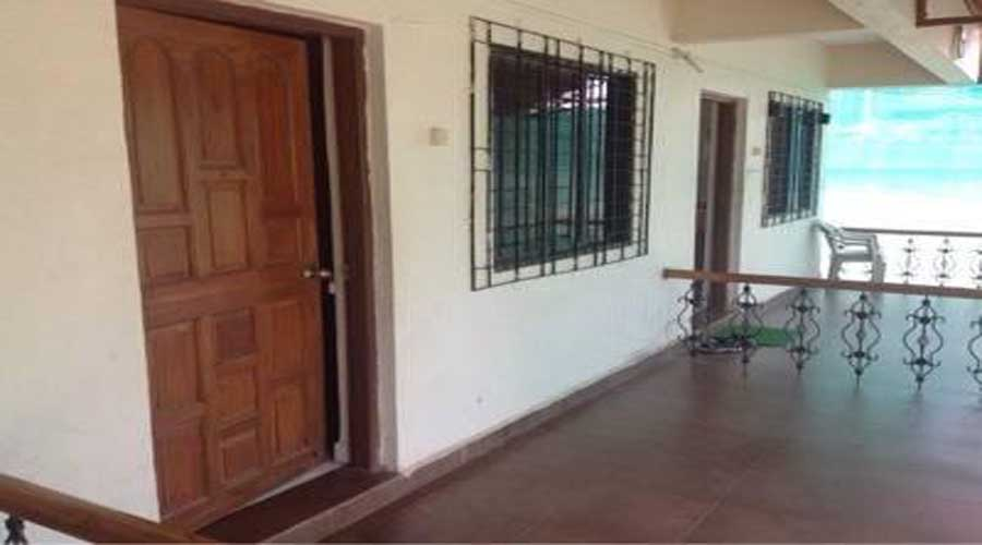 Bungalow stay in kihim