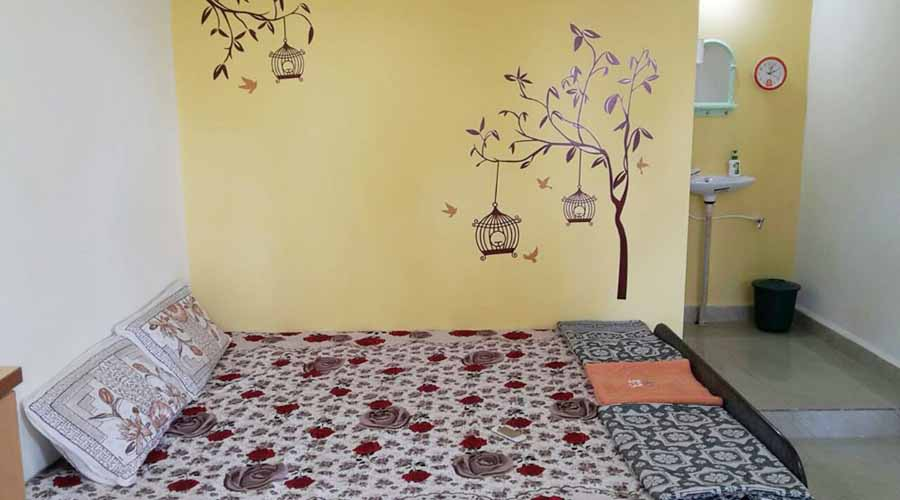 Non ac room in Malvan