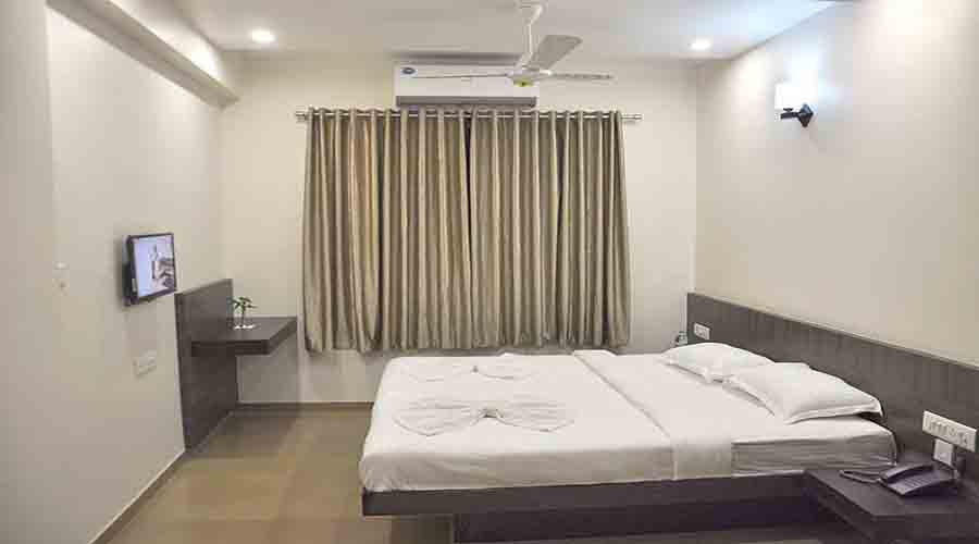Deluxe Room in kudal