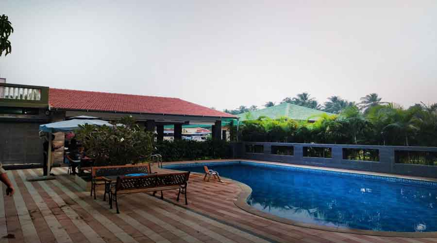 Hotel Sea Wind in shrivardhan at hotelinkonkan.com