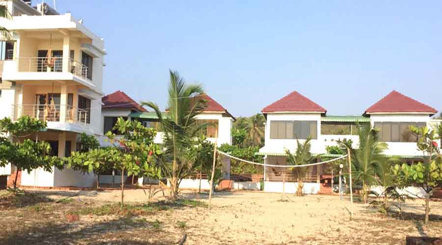 Visava Beach Resort in tarkarli at hotelinkonkan.com