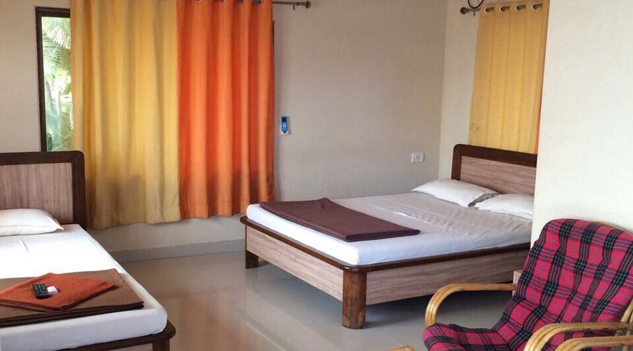 Hotel near Murud fort Images