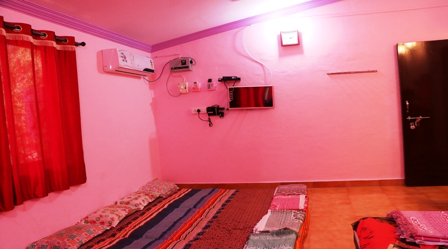 Non ac room in Alibag