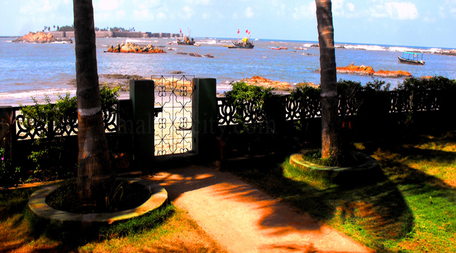 resorts in malvan