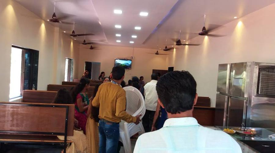Hotel sankalp in shrivardhan rooms rates photos map - Resorts in diveagar with swimming pool ...