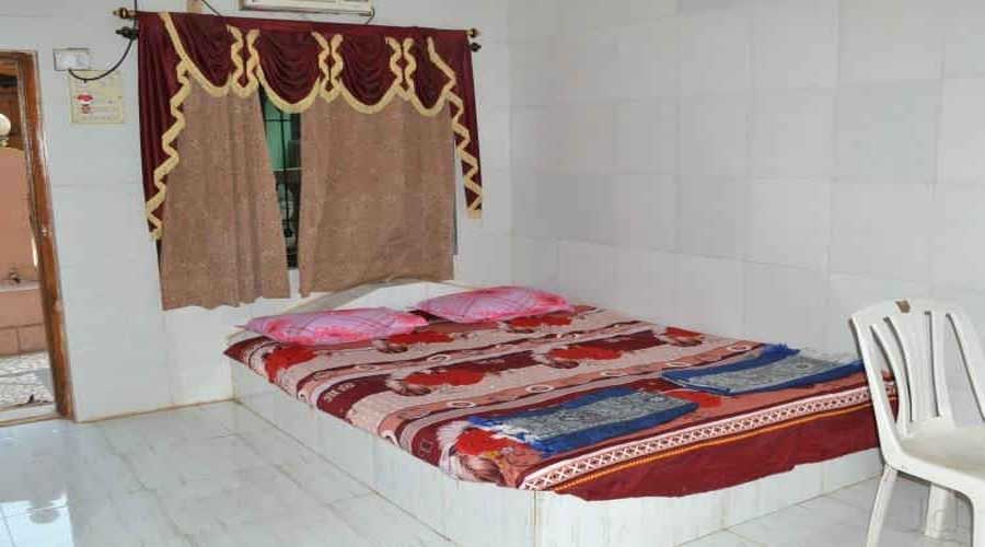 Non ac room in diveagar
