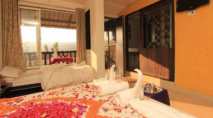Cloudgreen Resort in mahabaleshwar a thotelinkonkan.com