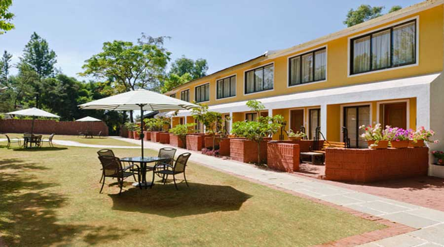 Saj Resort in mahabaleshwar at hotelinmahabaleshwar.com