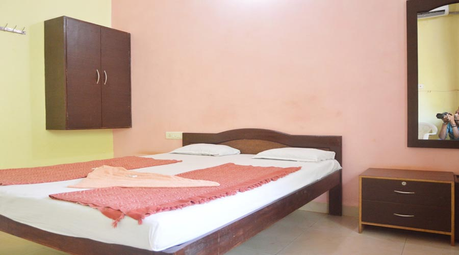 non ac rooms -sadachandra resort