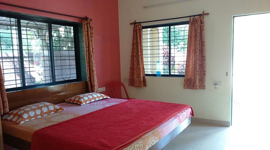 Ac room in mahabaleshwar