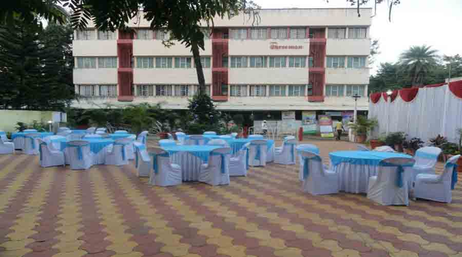 Hotel shreeman in kaas pathar rooms rates photos map - Resorts in diveagar with swimming pool ...