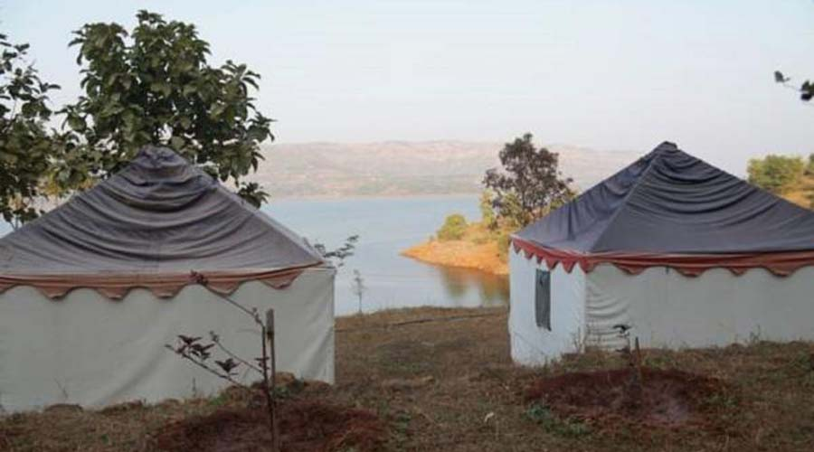 Tent House Village in mulshi at hotelinkonkan.com