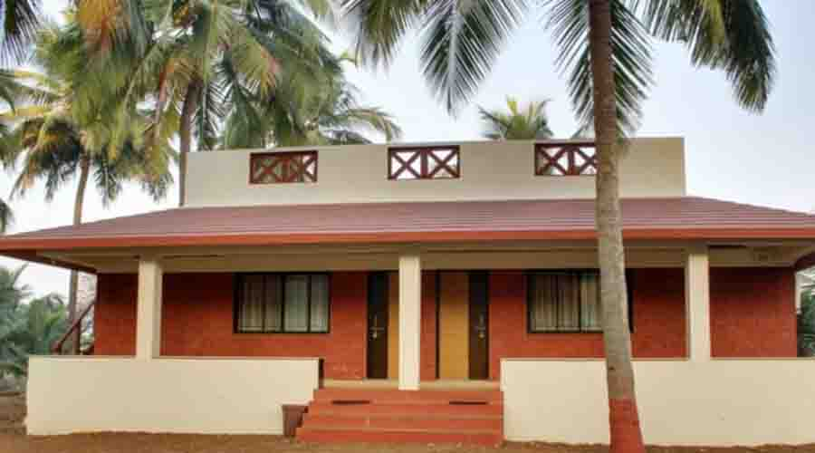 Solitude Beach Cottage in velas at hotelinkonkan.com