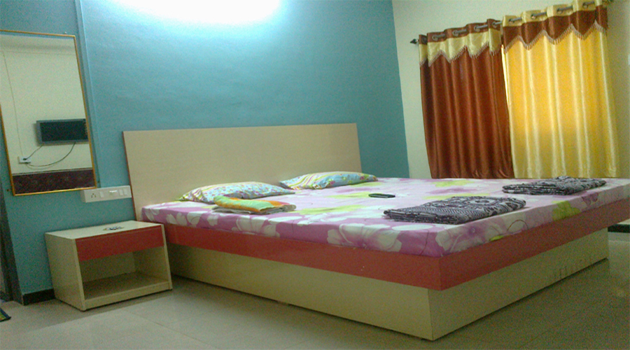 non ac rooms in Patil Guest House deveagar hotelsinkonkan.in