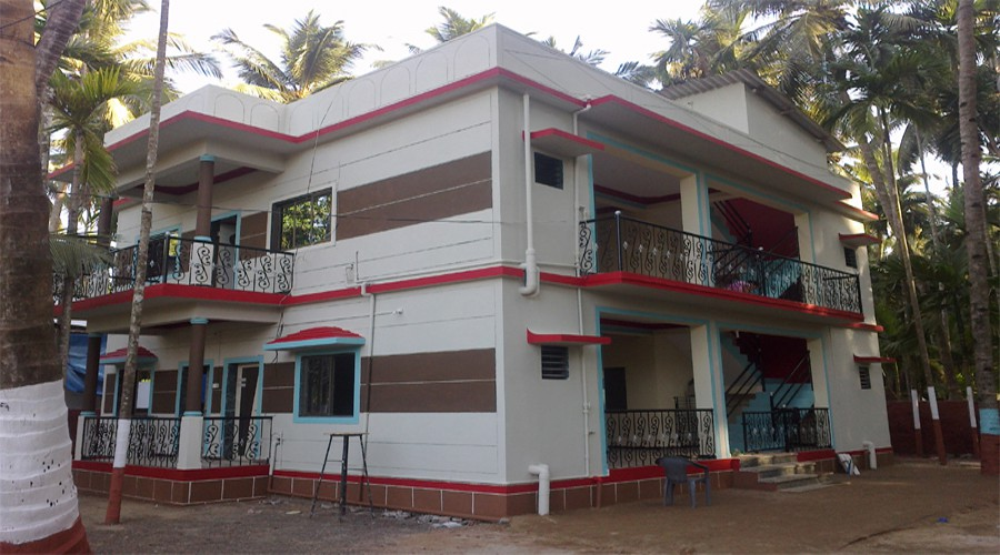 Economy cottage in diveagar Patil Guest House hotelsinkonkan.in
