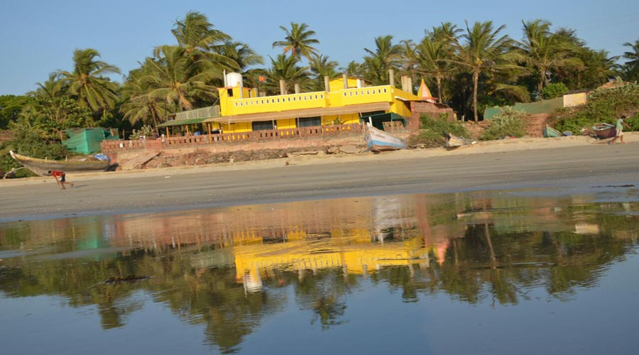 Sai Beach Home in tarkarli at hotelinkonkan.com