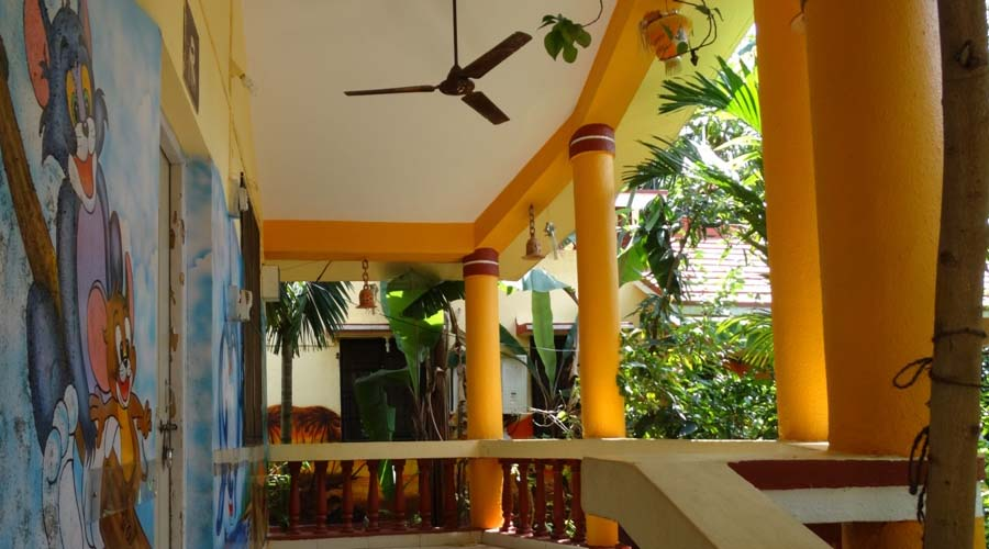 Economy cottage in diveagar Dolphin Resort hotelsinkonkan.in