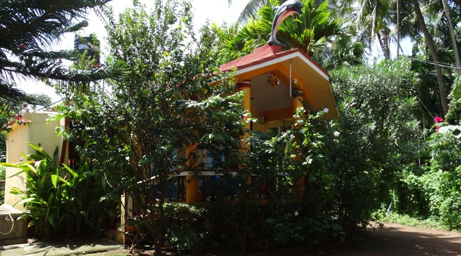 Famouse hotels in diveagar Dolphin Resort best economy cottage in diveagar hotelsinkonkan.in