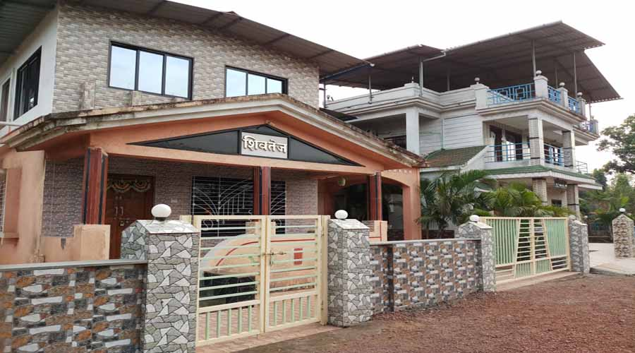 Shivtej Villa Family Resort in murud